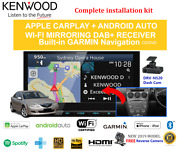 Kenwood Dnx9190dabs For Mazda 6 2003-2005 Gg Car Stereo Upgrade