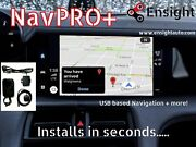 Navpro+ Usb Based Navigation And Live Streaming For 2017-2019 Ford Taurus