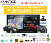 Kenwood Dnx9190dabs For Mazda Mx5 1998-2005 Nb Car Stereo Upgrade