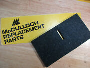 Mcculloch 1-71 1-72 1-75 Chainsaw Nos Fuel Tank Wick Gas Filter Pickup 1-81