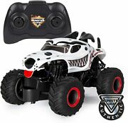 Monster Jam Monster Mutt Dalmatian Remote Control Truck 124 Scale 2.4 Ghz