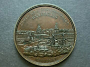 Great Britain Large Prize Medal South Eastern Industrial Exhibition 1865