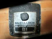 Mcculloch Super Pro 81 Chainsaw Air Filter Cover