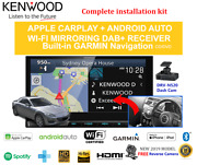 Kenwood Dnx9190dabs For Mazda Rx8 2008-2012 Fe Car Stereo Upgrade