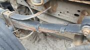 Rear Leaf Spring Chassis Cab Fits 99-03 Ford F450sd Pickup Used Pair