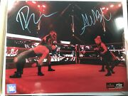 Fiend Bray Wyatt Alexa Bliss Signed Photo Wwe Auction Sold Out