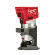 Milwaukee 2723-20 M18 Fuelandtrade Compact Router Bare Tool
