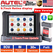 Autel Maxisys Elite Ultra Wifi Bluetooth Diagnostic Tool J2534 Ecu Programming