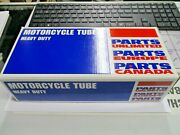 Parts Unlimited Motorcycle Tube Heavy Duty 80/100-12 Tr4 Hd 0350-0356