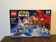 Lego Disney Star Wars Advent Calendar 75146 Recommended Age 6-14 New/unopened