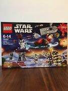 Lego Disneystar Wars Advent Calendar 75097 Recommended Age 6-14new/unopened