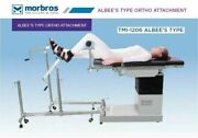 Latest Tmi-1206 Operation Theater Surgical Albeeand039s Type Ortho Attachment Table