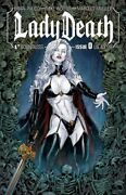Lady Death. Issue 0 By Brian Pulido And Mike Wolfer Brand New