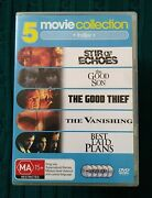 Stir Of Echoes/ The Good Son/ The Good Thief/the Vanishing..dvd-5-disc- Region-4