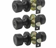 Anti-theft Door Locks High Graded Quality Cylindrical Shaped Lacquered Door Lock