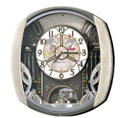 Seiko Clock Watch Disney Mickey Mouse Fw563a Select 6 Songs In 1 Genre 12 Song
