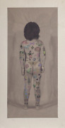 Jane Hammond Body Language Pigmented Digital Print Signed Numbered And Date