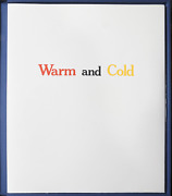 Donald Sultan Warm And Cold With David Mamet Portfolio Of 8 Lithographs On A