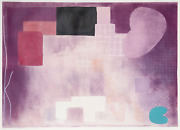 Robert Natkin Untitled Viii Screenprint Signed And Numbered In Pencil