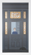 Will Barnet The Doorway Lithograph On Arches Signed In Pencil