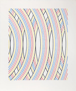 Nassos Daphnis Ss 1-82a Screenprint Signed Titled And Numbered In Pencil