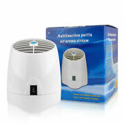 Home Office Ionic Purifier Ionizer Ozone Generator Fresh Air Aroma Diffuser New
