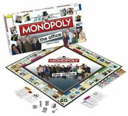 New Sealed   2010 Monopoly The Office Collector's Edition   Rare Oop