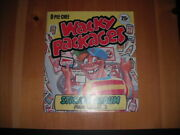 Rare 1982 O-pee-chee Wacky Packages Complete Sticker Album Set
