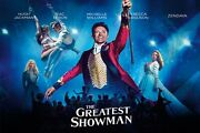 Rare American The Greatest Showman Blu-ray Steelbook+dvd/digital -new And Sealed