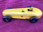 Budwill Product Usa Wind Up Tin Race Car Toy