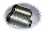 2 Spools Uvr Bonded Polyester Heavy Duty Outdoor Thread Colors Gray Antique Gold