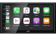 New Jvc Kw-m56bt 2 Din 6.8 Media Player Usb Mirroring Android Iphone Bluetooth