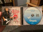 Michael Schenker Signed Autographed Cd Gary Barden The Best In Person Scorpions
