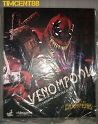 Ready Hot Toys Vgm35 Marvel Contest Of Champions 1/6 Venompool Normal New