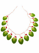 Sid The Sprout Bunting Christmas Decoration Fun Quirky Gift Xmas Novelty