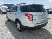 Driver Rear Side Door Electric Privacy Tint Glass Fits 11-19 Explorer 1382784