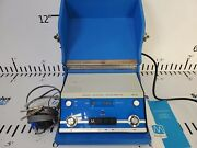 Audiometer Hearing Tester Maico Instruments Ma-19 W/ Headphones Portable Lab 1