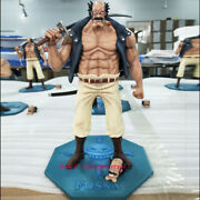 One Piece Fossa No. 16 White-beard Resin Model Statue 1/6 Anime Collectible New