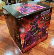 Super7 Masters Of The Universe Classics Snake Mountain Playset - In Hand Motuc