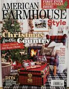 American Farmhouse Style Winter 2017 Christmas In The Country Free Shipping Cb
