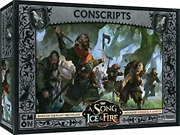 Nightand039s Watch Conscripts Expansion A Song Of Ice And Fire Miniatures Asoiaf Cmon