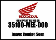 Honda Switch Assembly. 35100-mee-d00 New Oem