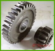 F566r F567r John Deere G 5th 6th Speed Pinion And Drive Gear Matched Set