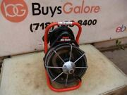 General Wire Mini-rooter Xp 1/2 X 50' Cable Sewer Line Cleaning Drain 1