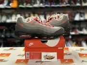 Nike Air Max 95 Solar Red 2017 Size 11.5 Vintage Vtg Authentic Rare Trainer Ds