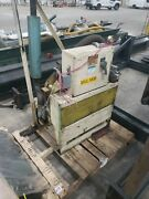 Whitlock 7.5hp 3 Phase Material Vacuum Loader Fml