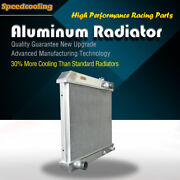 3284 Aluminum Radiator Fit Buick Special Electra 1960-1964 4row At Spawon 62mm