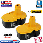 2x For Dewalt Dc9096-2s 18v Xrp Battery Combo Pack Replace Dc9098 Dw9095 Dc9099