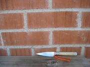 Vintage 3 Blade John Russell Grw Fine Nice Carbon Paring Knife Usa