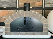 Wood Fired Brick Pizza Oven - Residential Pizza Oven